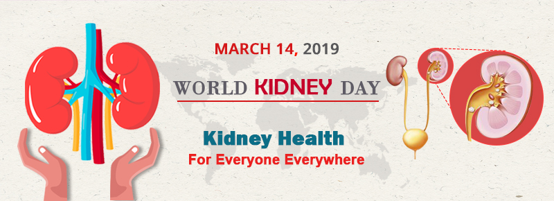 WORLD KIDNEY DAY 2019.❤